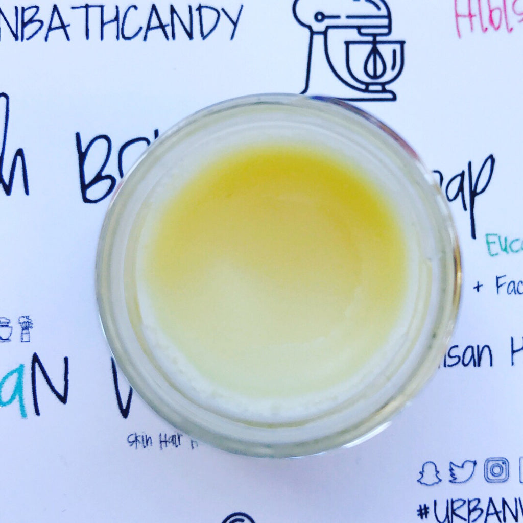Orange Marmalade Hair Lip + Body Balm
