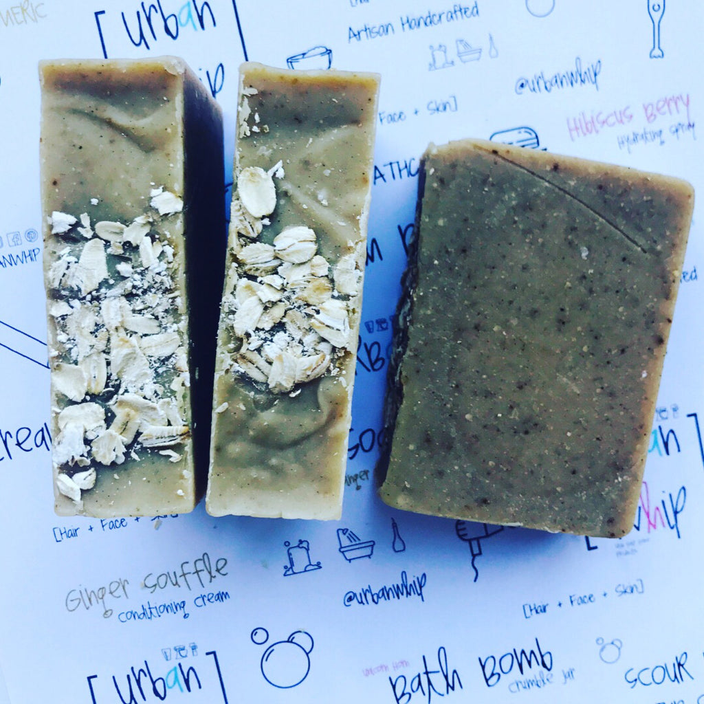 Vanilla Oat Milk Soap Bar