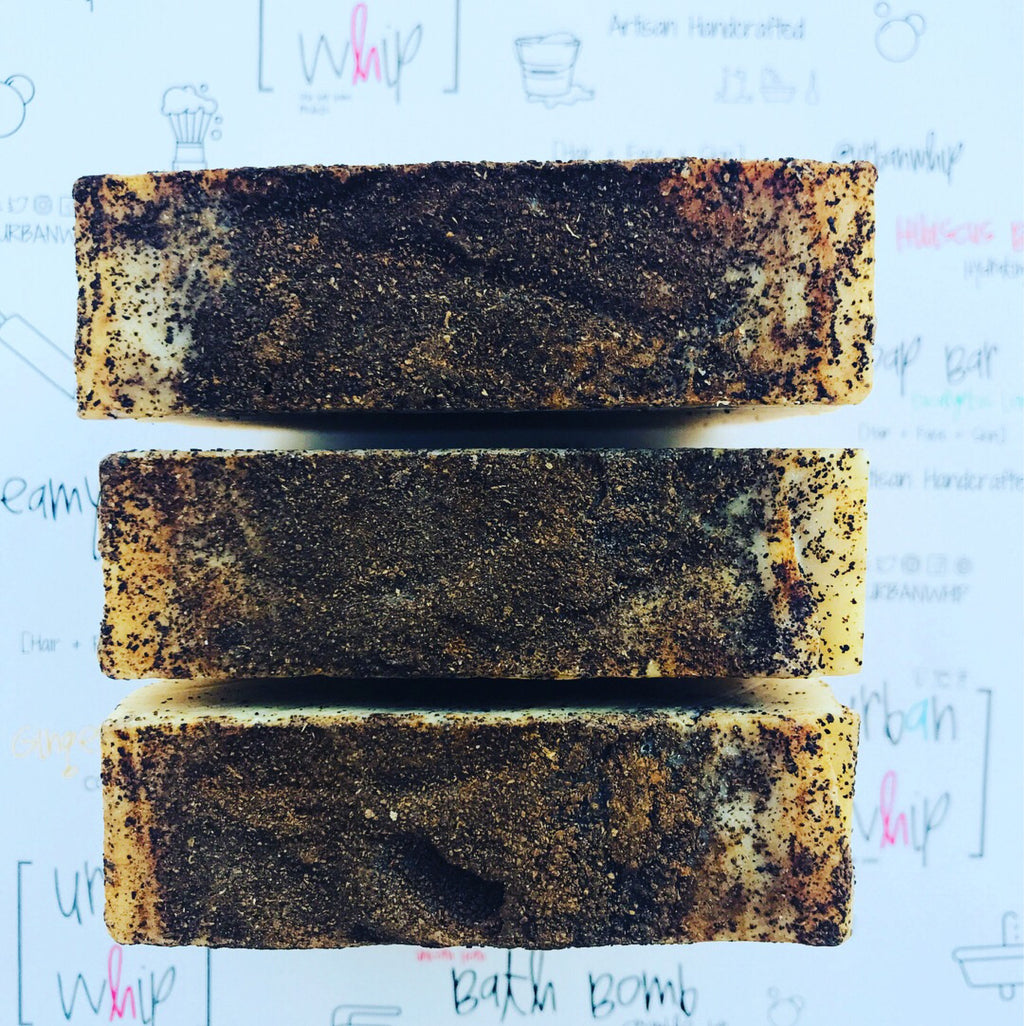 Coffee Cream Buttermilk Soap Bar | Milk + Coffee