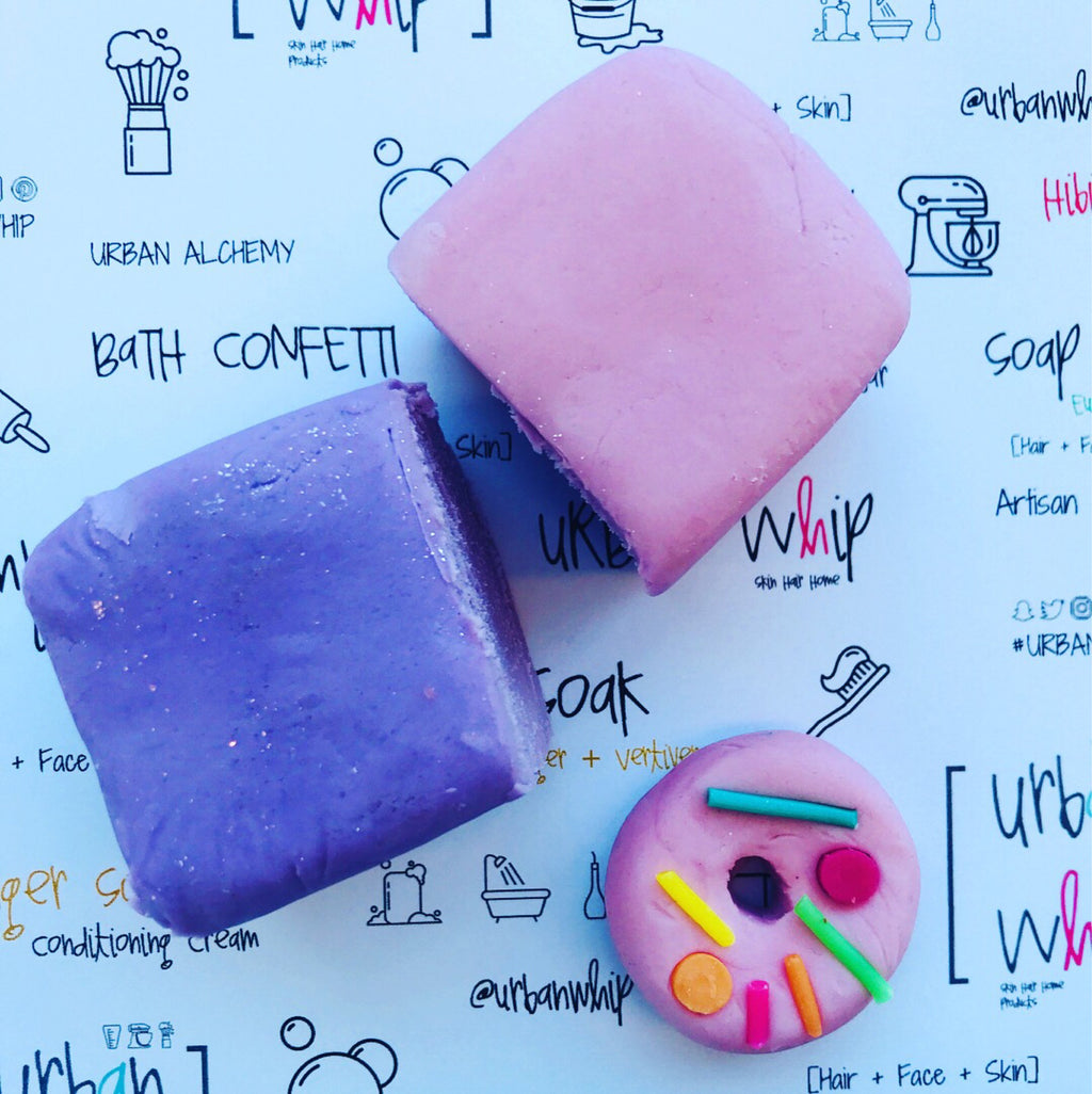 Bubbly Molding Clay | Play Dough Soap