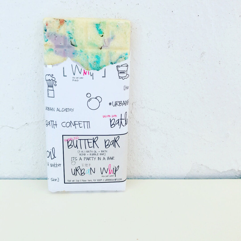 Funfetti Cake Batter Bubbling Butter Bar