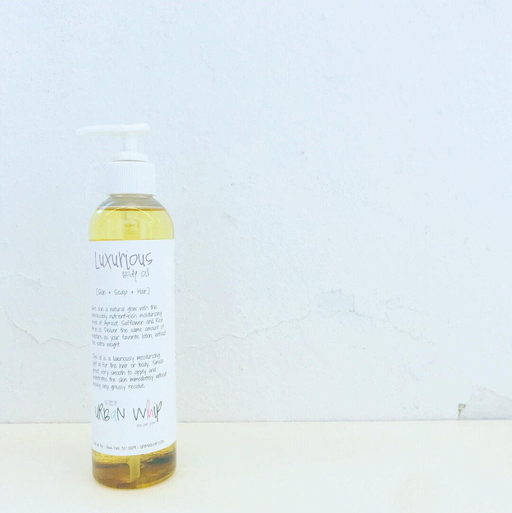 Luxurious Body Oil | Hair + Skin + Scalp