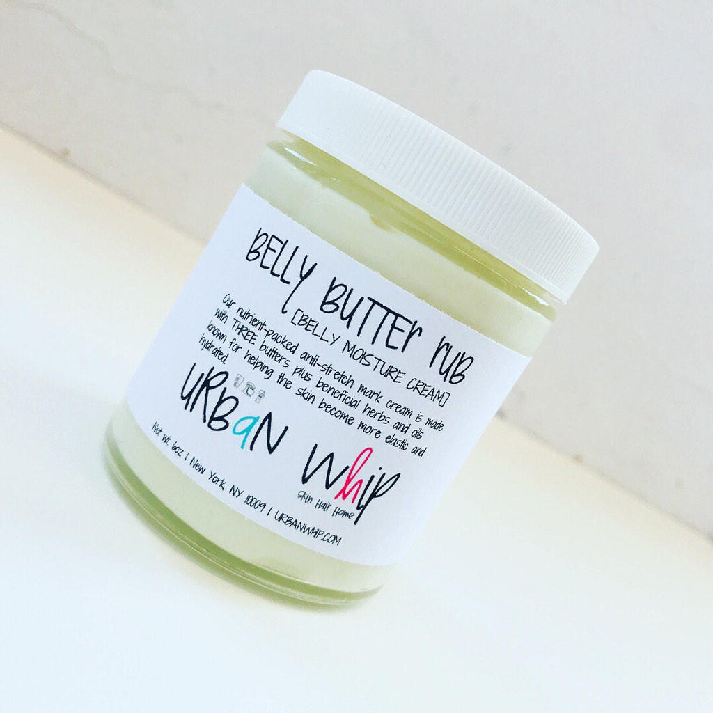 bELLY bUTTER rUB | Moisture Cream | Pregnancy