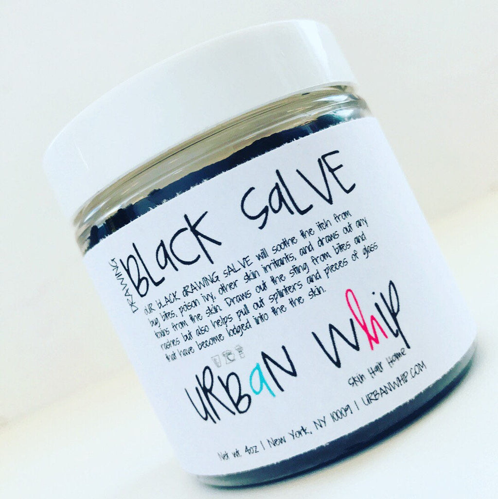 bLACK dRAWING sALVE | fIRST aID