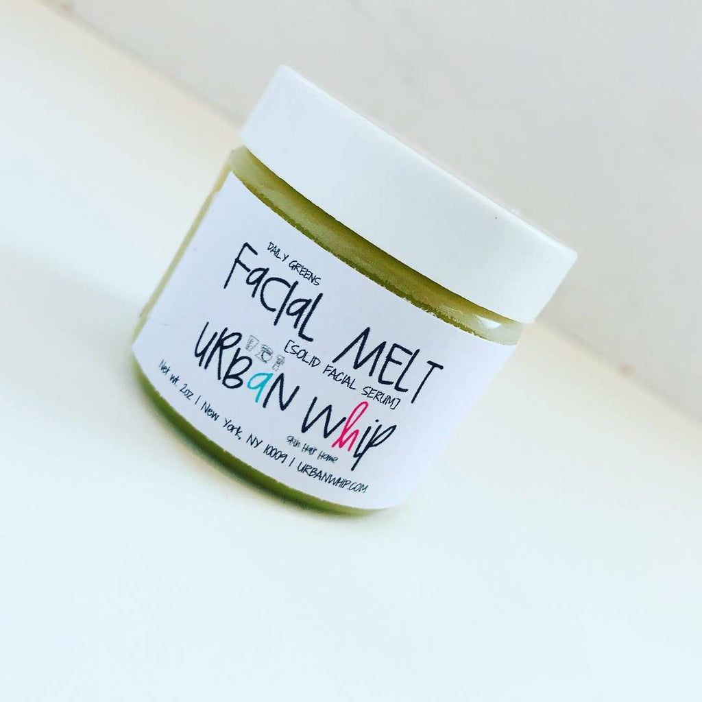 gREEN sMOOTHIE | mOISTURE mELT fACIAL | Moisturizing Facial Cream