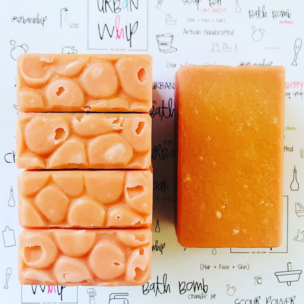 sWEET pOTATOE | mINERAL mUD sOAP bAR