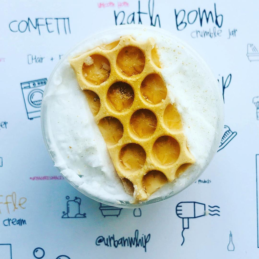 oATMILK + hONEY | Whipped Cream Soap