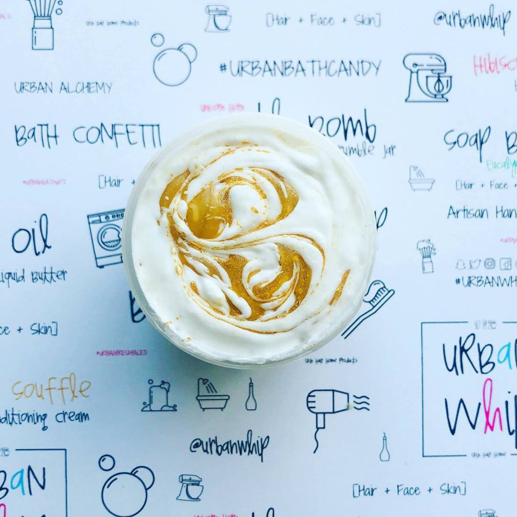 gINGER sOUFFLE |  bATH + bODY cUSTARD