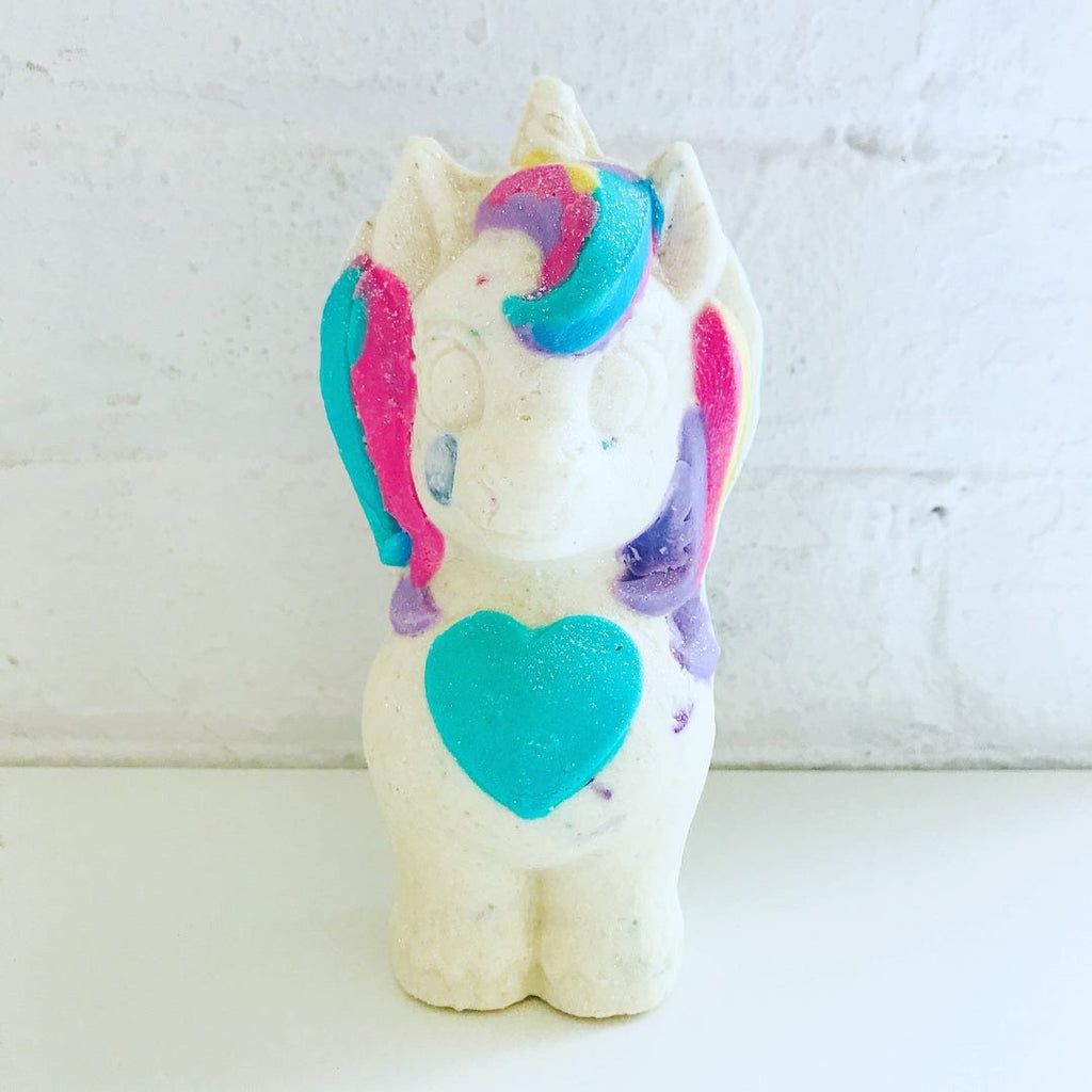 bUBBLING bUTTER uNICORN tRUFFLE | Bubbles The Prancing Unicorn