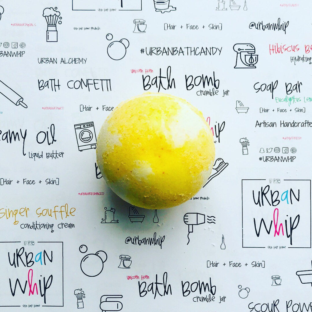 lEMON cUSTARD | bUTTER bOMB
