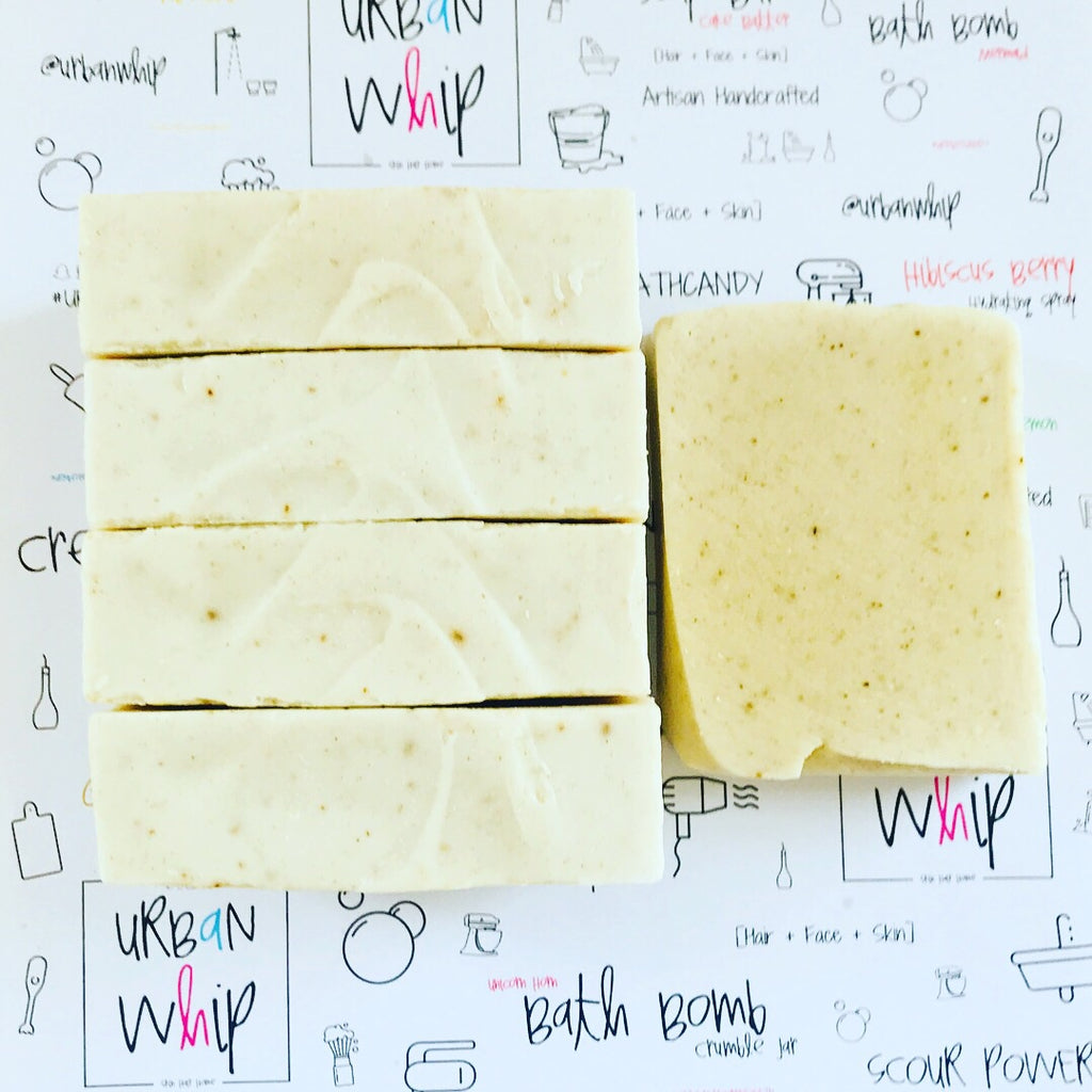 Vanilla Bean | mINERAL mUD sOAP bAR