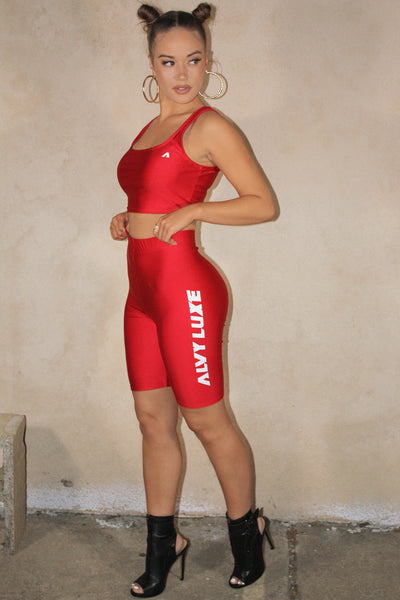 Nina Red Set - Alvy Luxe