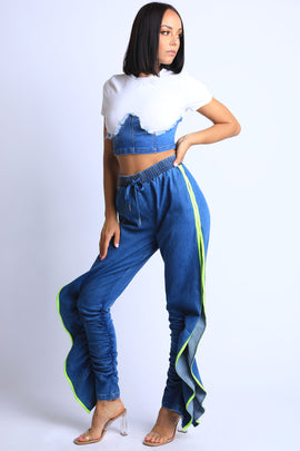 Boogie Denim Set