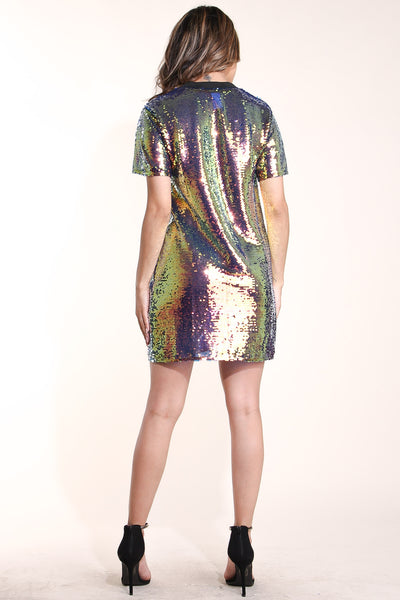 Pretty Gal sequin tunic (Dress)
