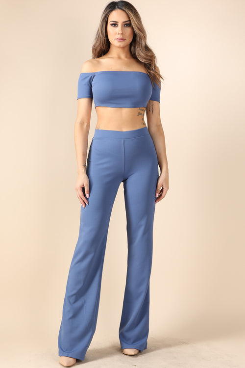 GOSSIP Denim Set