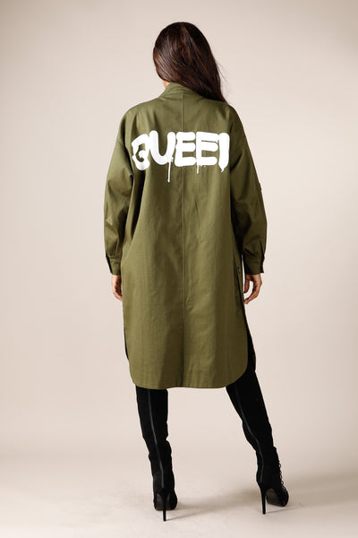 This Queen Anorak