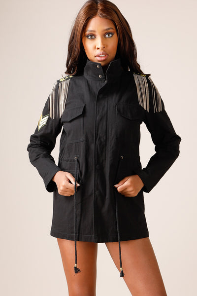 Captain Black Anorak