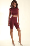 MIA Burgundy Set