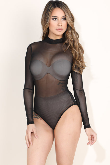 Alvy Cotton Heather Grey  Bodysuit