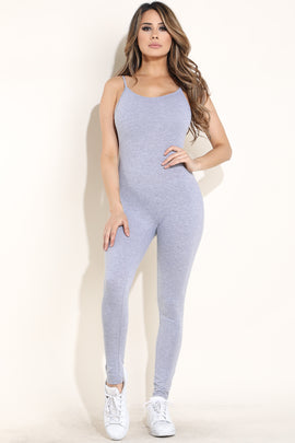 Alvy Season Grey Bodysuit - Alvy Luxe