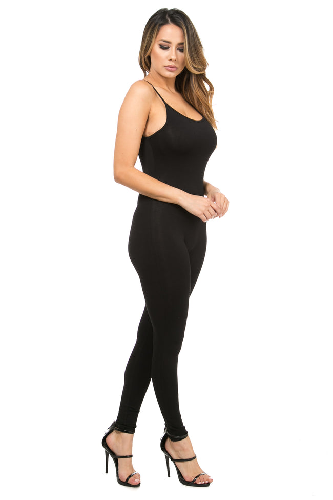 Alvy Season Black Bodysuit
