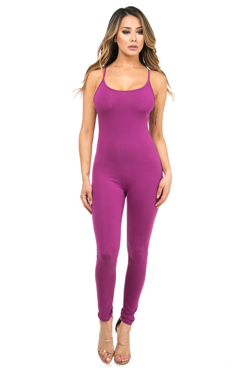 Alvy Season Plum Bodysuit