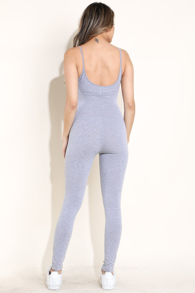 Alvy Season Grey Bodysuit