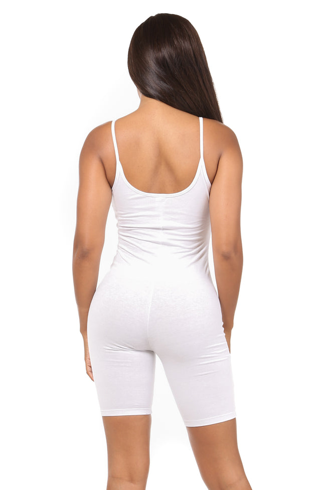 Joy ride White bodysuit