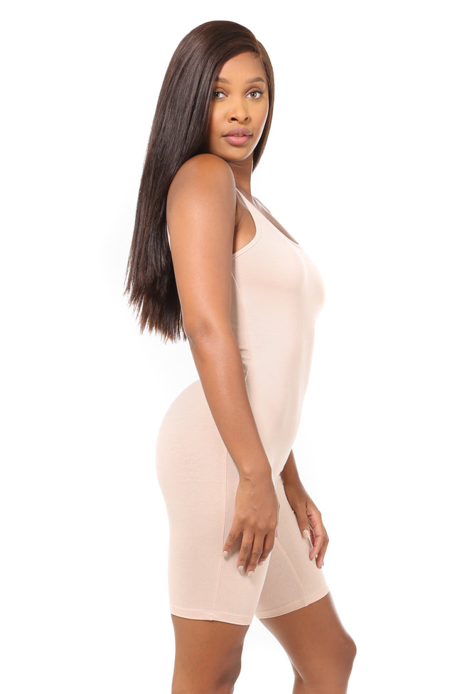 Joy ride Nude bodysuit