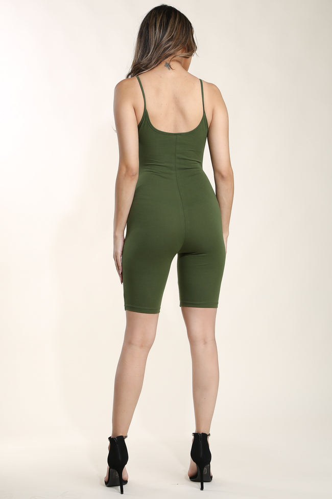 Joy ride Olive bodysuit