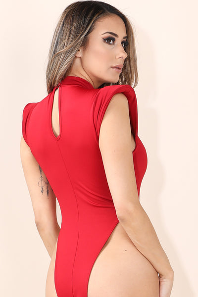 Keep Calm Red Bodysuit