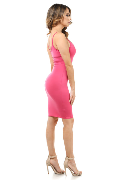 Diamond FUCHSIA Dress