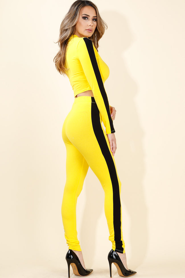 Sam Yellow set