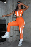 Jazzy Orange Set - Alvy Luxe