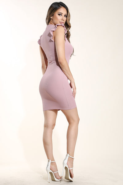 Uh huh Honey Blush Dress