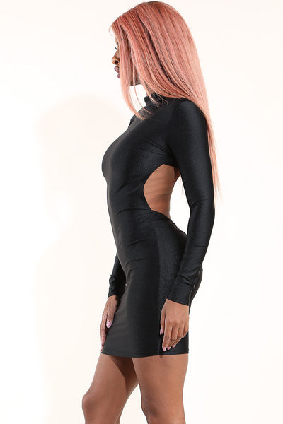 Faithful Black Dress - Alvy Luxe