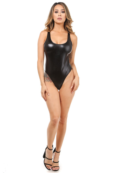 Wala Black bodysuit
