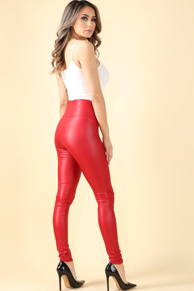 Remember me Red leggings