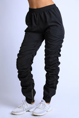 Ruched Jogger pants