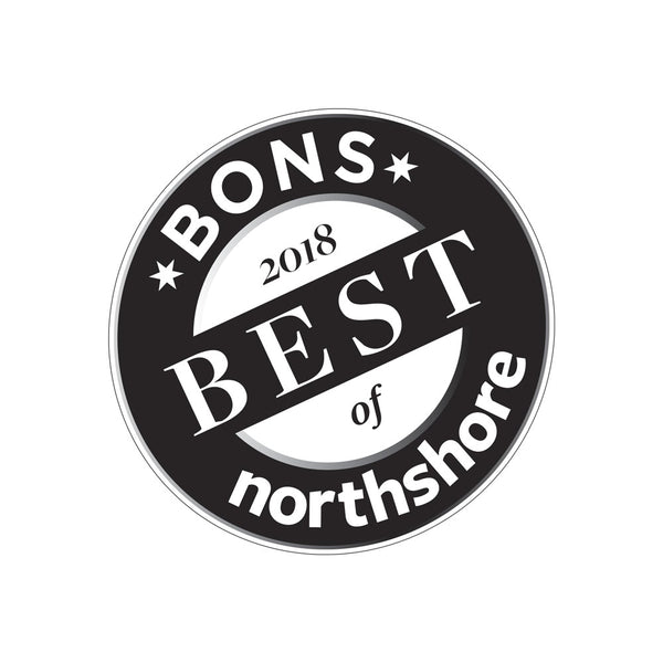 BONS 2018 Window Cling Decal