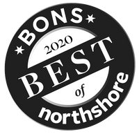 BONS 2020 Window Cling Decal