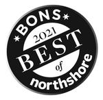 BONS 2021 Window Cling Decal