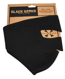 Black Brand Neoprene Full-Face Mask