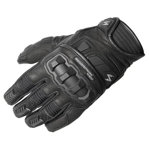 Scorpion Klaw II Gloves in Black