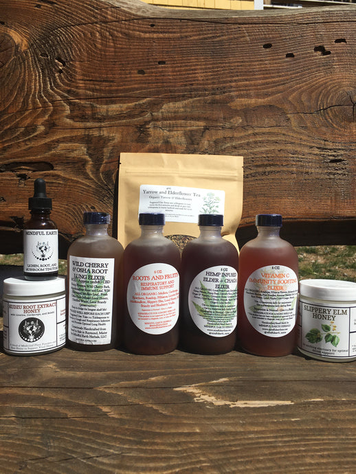 Respiratory and Immunity Box - ALL ELIXIRS
