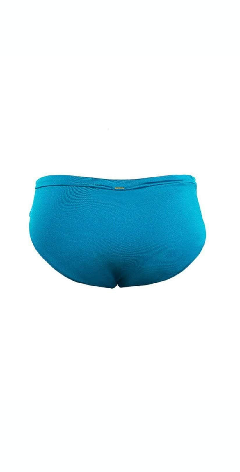 Boamar Opal Cheeky Bottom In Blue BC0032-BLU: