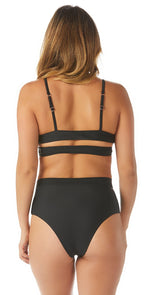 Raisins Tropics Samba Bottom in Black A710014-BLK: