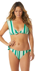 Raisins Reversible Ibiza Top in Sea Glass A711222-GRN: