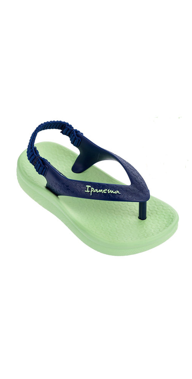 iPanema Ana Tan Baby Sandals Green