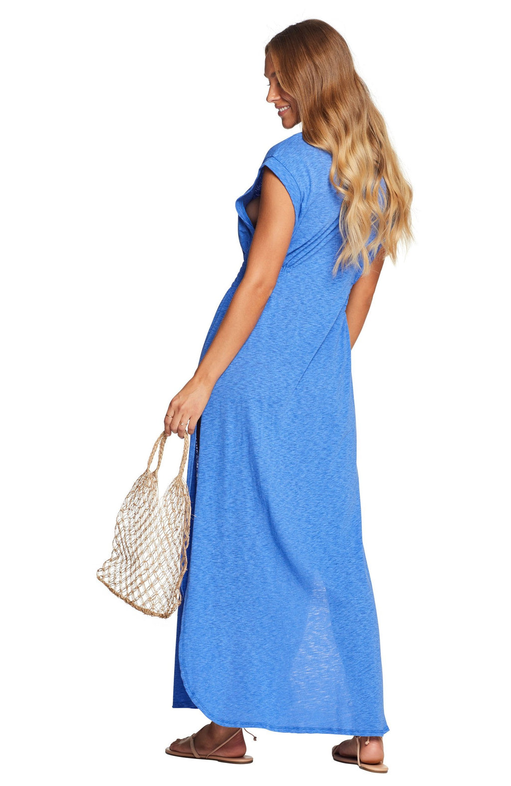 Vitamin A Florence Long Dress